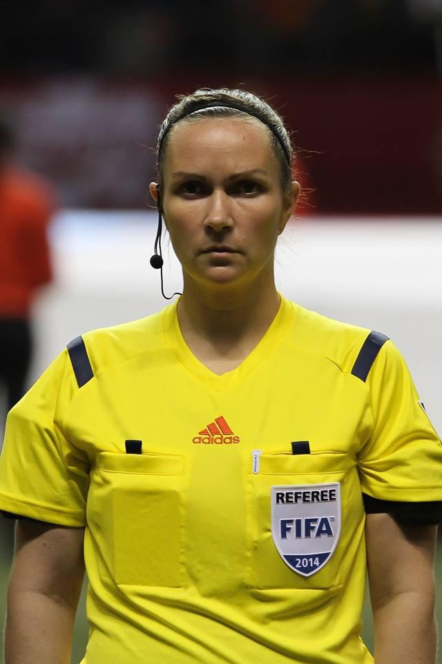 2007 Present Fifa Referee